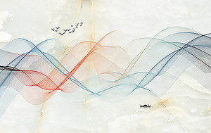 Разноцветные параболы