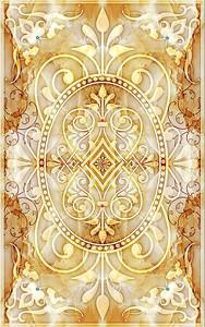 Плитка с восточным орнаментом