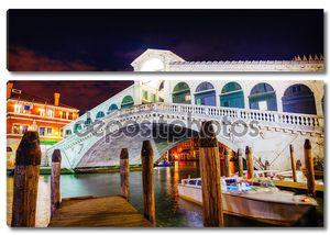 Мост Риальто (моста Риальто) в Венеция, Италия