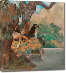 Дега - Танцовщицы балета