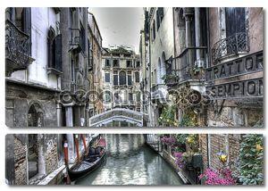 Городские сцены в Венеции
