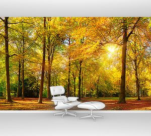 Багряный лесок