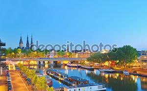 Amsterdam, Westerdok