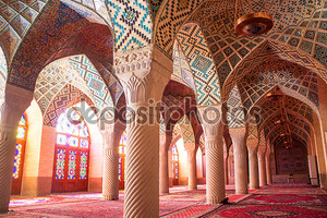 мечеть Насир аль Мульк, Шираз