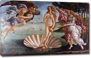 Боттичелли Сандро. Рождение Венеры