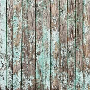 старые ветхие деревянные доски с потрескавшейся краской, фон