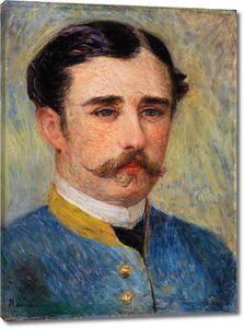 Ренуар. Мужской портрет (месье Шарпантье)