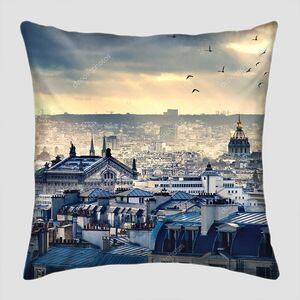 Париж город взят из Монмартр