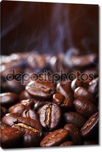 Жареный кофе в зернах