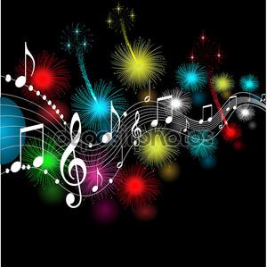 музыкальные ноты