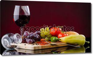 продовольственный натюрморт