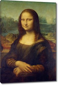 Леонардо да Винчи. Мона Лиза