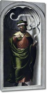 Корреа де Вивар Хуан. Пророк Аввакум