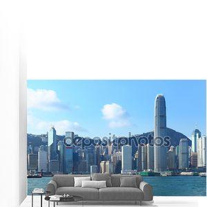 Гонконг victoria гавань