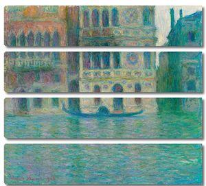Моне Клод. Палаццо Дарио, 1908 01