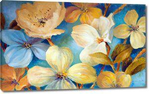 Живопись. Цветы