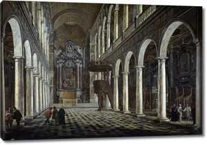 Геринг Антон Гюнтер. Церковь иезуитов в Антверпене