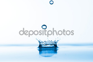 Крупный план воды