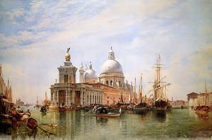 Невероятная архитектура Венеции