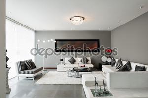 Дизайн интерьера: гостиная