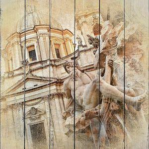 Рим. Коллаж