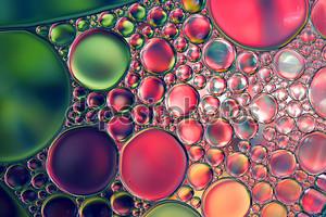 Нефть падает абстрактный фон