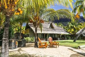 Тропическая пляжная вилла