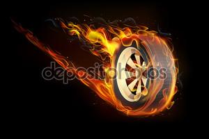 Огненный шин