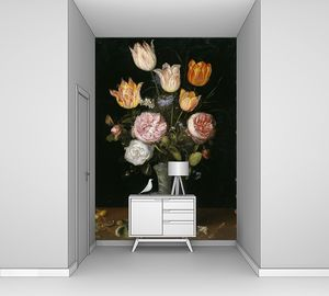 Ян Брейгель (Старший). Натюрморт с цветами