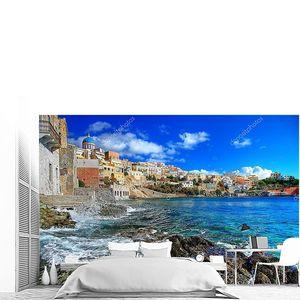 Красивые греческие острова серии - Syros