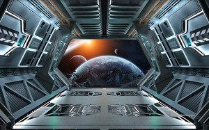 Шлюз космического корабля