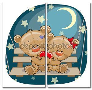 милые медведи любителей