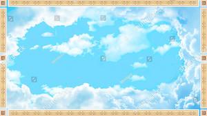 Орнамент с небом