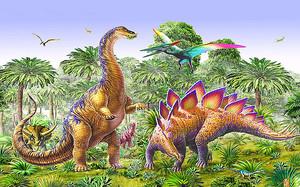 Стегозавры