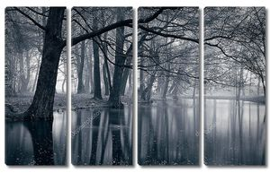 Мрачное озеро