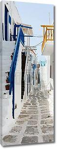 Домовые лестницы на Санторини