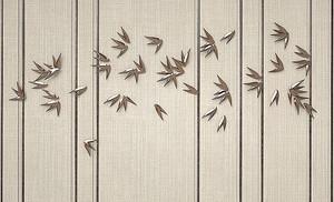 Бамбуковая абстракция