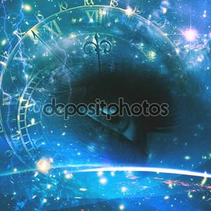 глаза Вселенной, абстрактные экологические предпосылки
