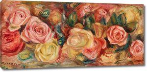 Ренуар - Розы
