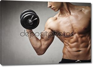 Тренажерный зал мышцы