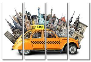 ретро такси
