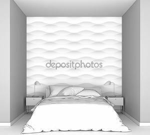 Вектор белый фон абстрактный волн