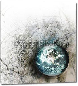 гранжевый мир
