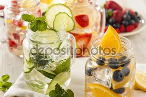 Коктейли с фруктами