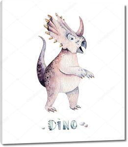 Носорог дино