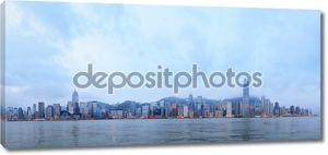 Гонконг утром