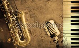 Грязные музыкальный фон