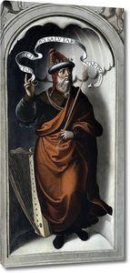 Корреа де Вивар Хуан. Пророк Давид