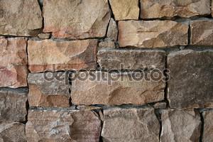 Каменная стена кирпич