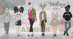 Модные звери